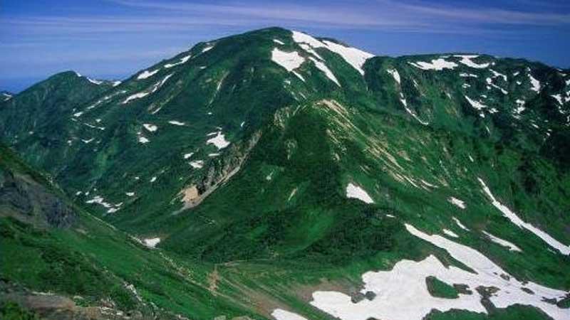朝日岳の登山口+山登り準備なび~登山道・持ち物・登山用品