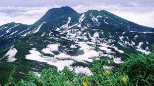 火打山からの妙高山