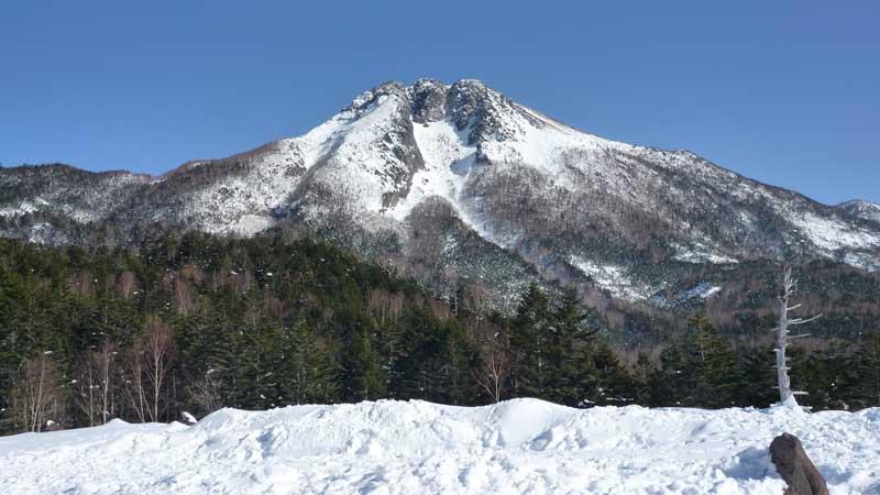 日光白根山の登山口+山登り準備なび~登山道・持ち物・登山用品