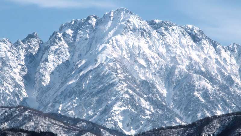 剱岳の登山口+山登り準備ガイド【登山道・持ち物・登山用品】