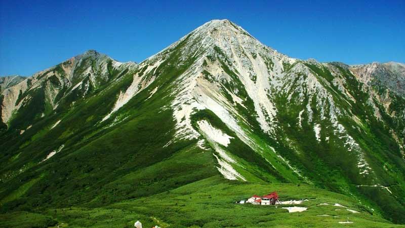 鷲羽岳の登山口+山登り準備ガイド【登山道・持ち物・登山用品】