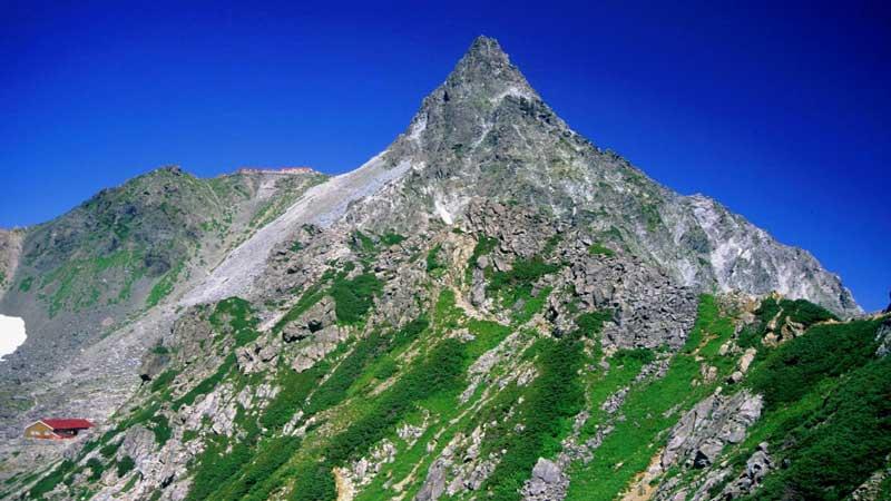 槍ヶ岳の登山口+山登り準備なび~登山道・持ち物・登山用品