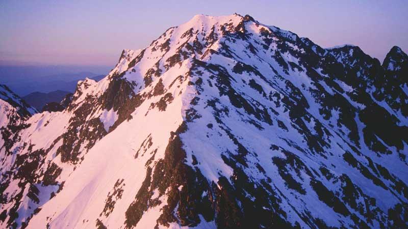 穂高岳の登山口+山登り準備なび~登山道・持ち物・登山用品