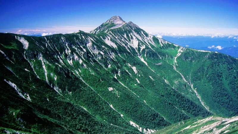 笠ヶ岳の登山口+山登り準備なび~登山道・持ち物・登山用品