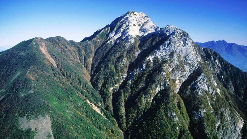 甲斐駒ヶ岳の登山口+山登り準備なび~登山道・持ち物・登山用品