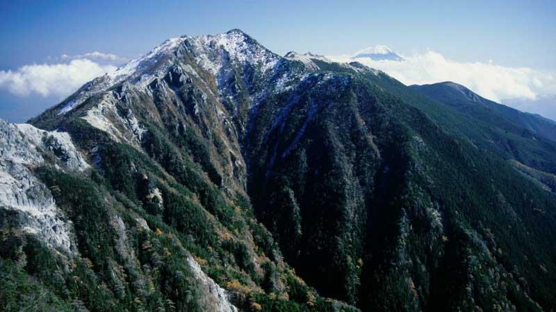 鳳凰山の登山口+山登り準備なび~登山道・持ち物・登山用品