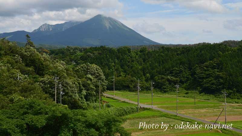 伯耆富士・大山