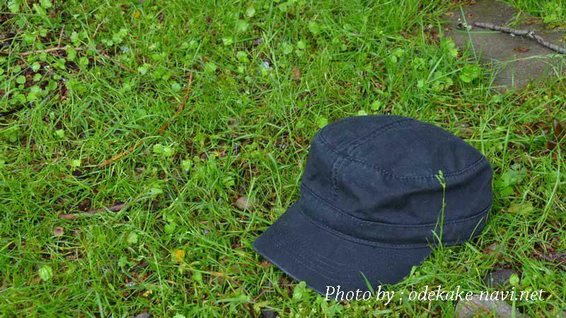 登山で被る帽子