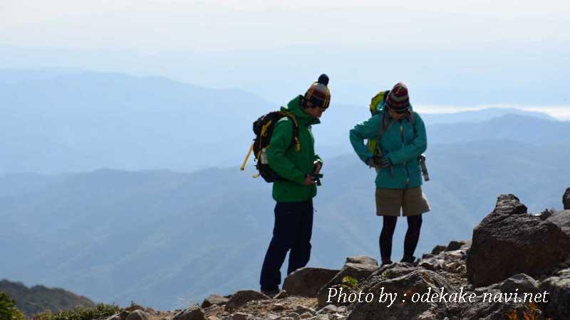 早池峰山の登山口+山登り準備なび~登山道・持ち物・登山用品