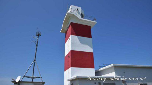 宗谷岬公園の宗谷岬灯台【北海道】