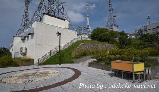 函館山の散策コース・登山道の函館山ロープウェイ