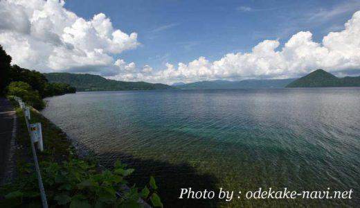 洞爺湖と中島