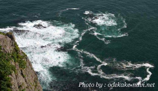 室蘭の地球岬の海
