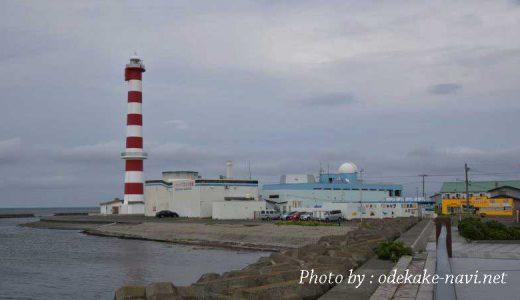 野寒布岬(ノシャップ岬)の稚内灯台