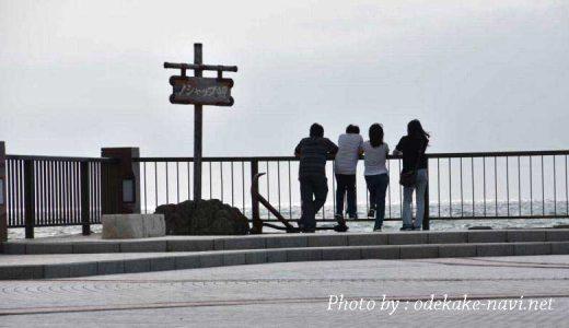恵山泊漁港公園のノシャップ岬