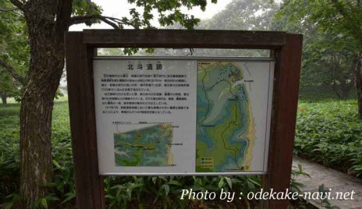 釧路湿原の北斗遺跡