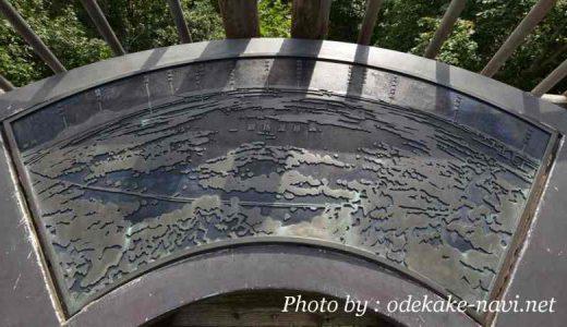 釧路市湿原展望台の北斗展望地